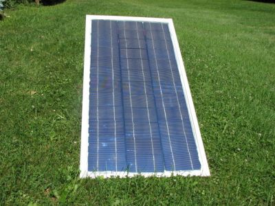 Using-Solar-Cells-To-make-Glass-frame-DIY-Solar-Panel
