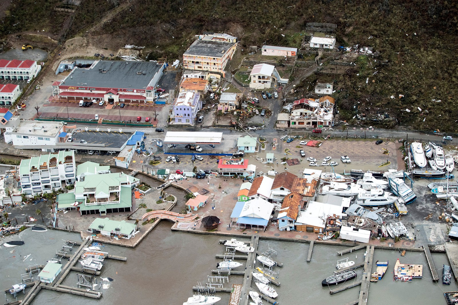 Irma e San Martín: O desastre vai muito além do furacão – No fio da navalha Ep.20