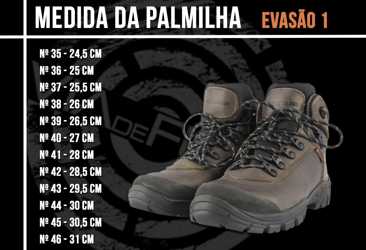 f568c9dc2e BOTA EVASÃO 1 - SOBREVIVENCIALISMO - Via de Fuga