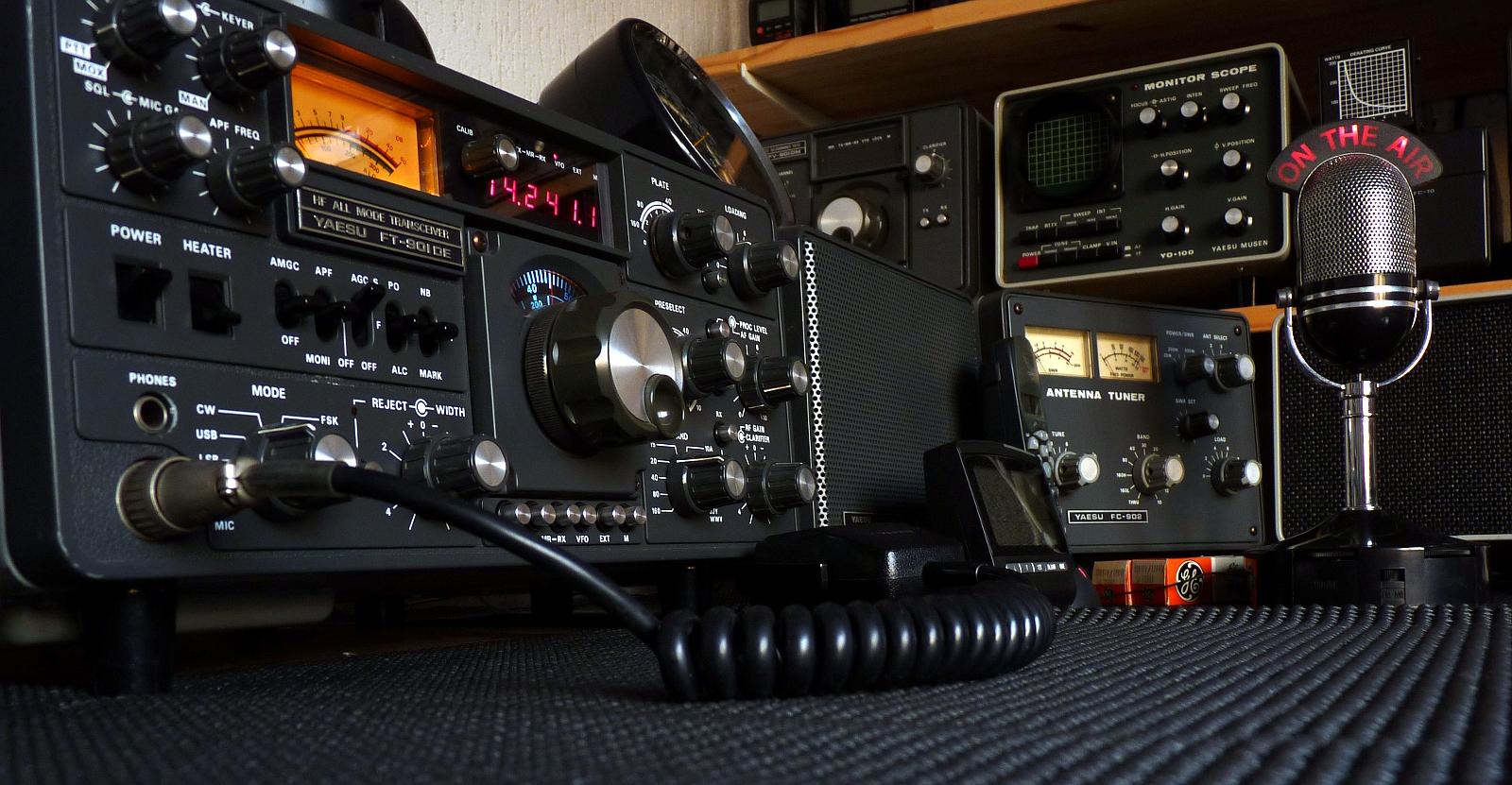 O que é radioamadorismo?