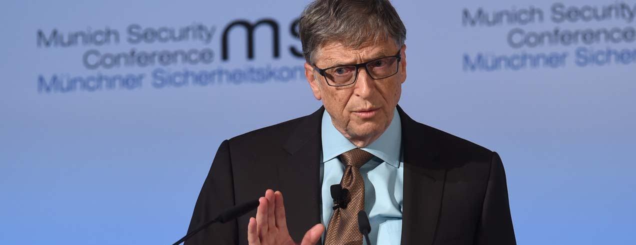 Bill Gates diz: Há uma pandemia chegando e que pode matar 30 milhões de pessoas!