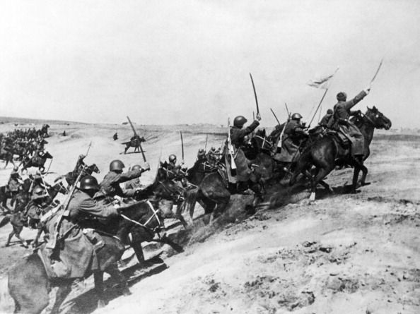 formation-of-the-red-army-cavalry