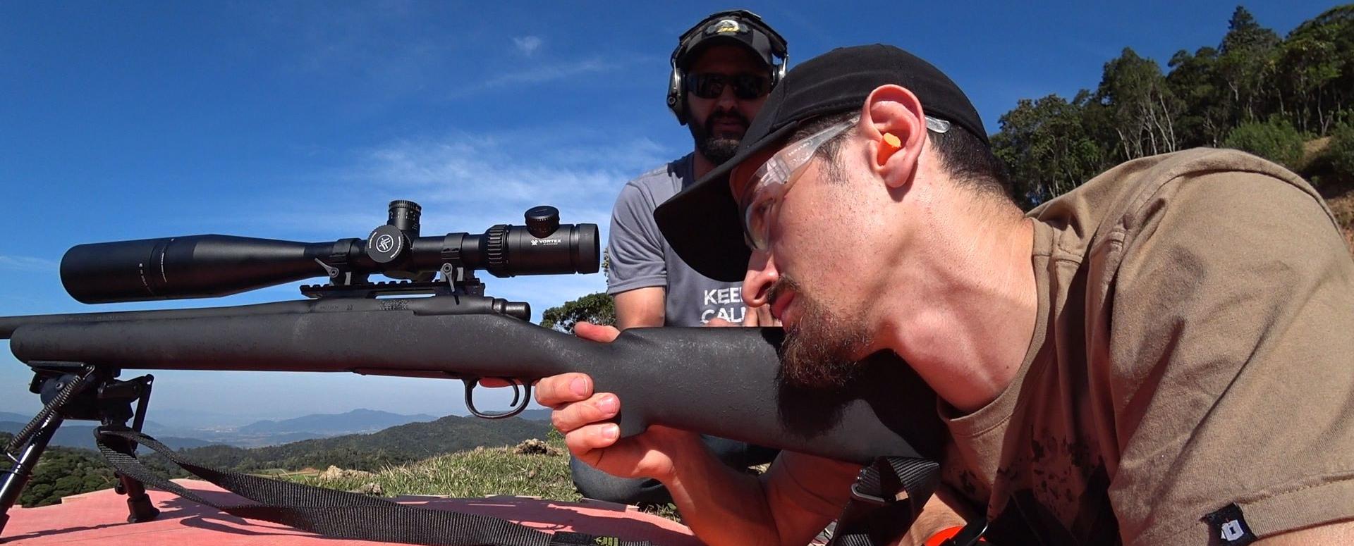 Tiro de precisão com rifle: Como funciona? – Caminho do Atirador Ep.03