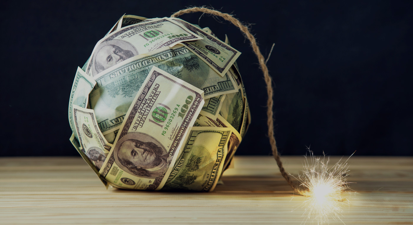 Um colapso financeiro global está próximo? – Sobrecast #009