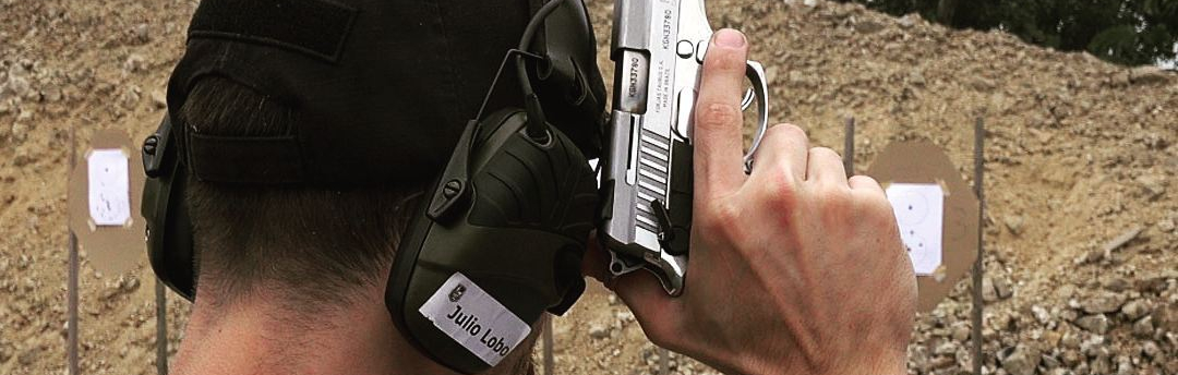 Como ser um instrutor de tiro? Pt.1
